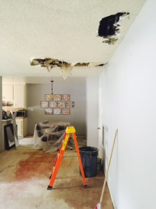 Water Damage Cleanup Cost Los Angeles