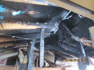Fire Damage Cleanup Los Angeles CA