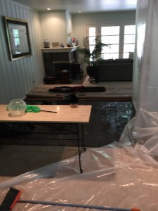 What to do aftre a Water Damage