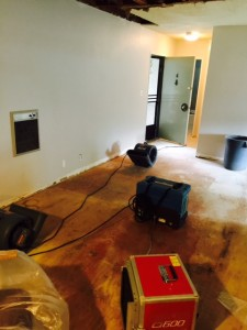 Water Damage Restoration Los Angeles