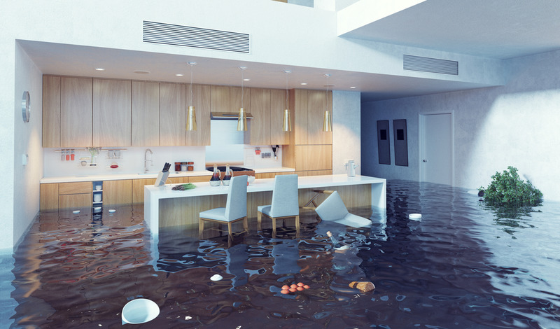 Professional flood water damage contractors in Sherman Oaks