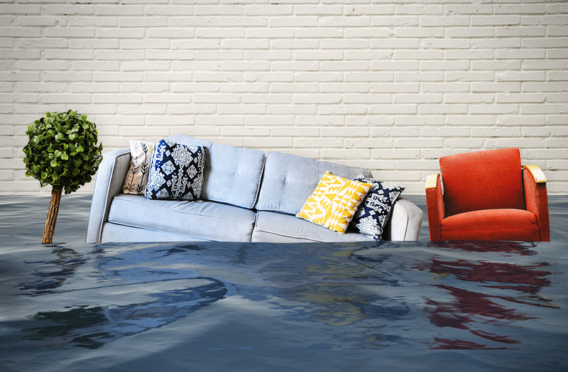 water damage restoration in Los Angeles